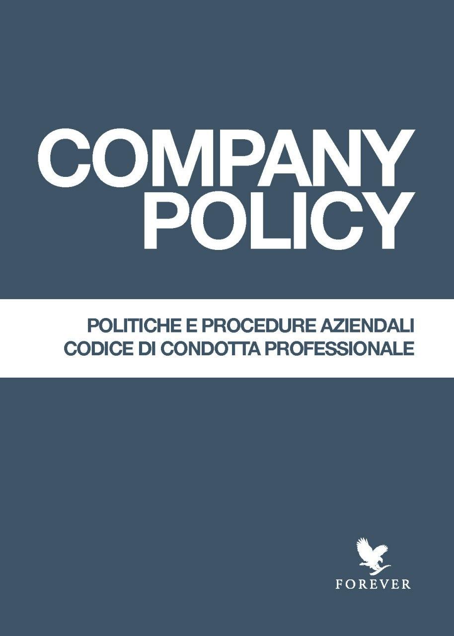 Foto Company Policy